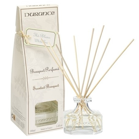 DURANCE SCENTED BOUQUET WHITE TEA 100ml