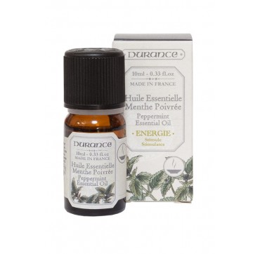 DURANCE ESSENTIAL OIL PEPPERMINT 10ml