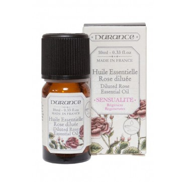 DURANCE ESSENTIAL OIL DILUTED ROSE 10ml