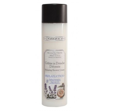 DURANCE RELAXING SHOWER CREAM 200ml