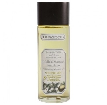 DURANCE STIMULATING MASSAGE OIL 120ml