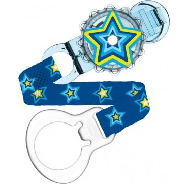 MAM TWIST & COVER 0+ ΜΗΝΩΝ ΚΟΡΔΕΛΑ ΣΤΗΡΙΞΗΣ ΠΙΠΙΛΑ BLUE STAR 1τεμ.