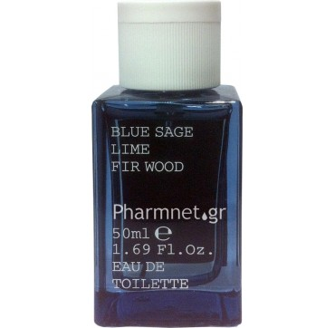 KORRES ΑΝΔΡΙΚΟ ΑΡΩΜΑ BLUE SAGE/LIME/FIR WOOD 50ml