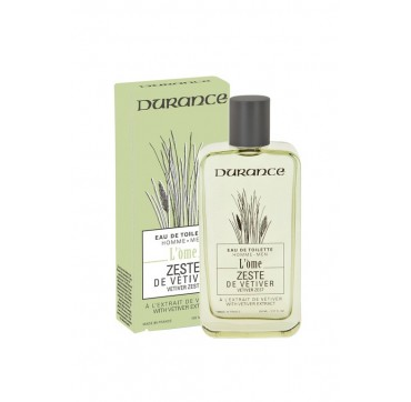 DURANCE L' OME EDT VETIVER ZEST 100ml