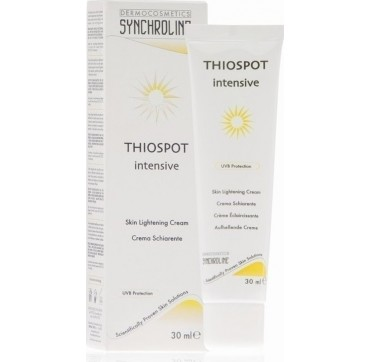 SYNCHROLINE THIOSPOT INTENSIVE FACE CREAM 30ml