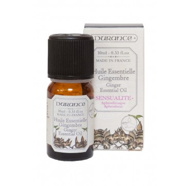 DURANCE ESSENTIAL OIL GINGER 10ml