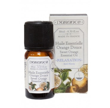 DURANCE ESSENTIAL OIL SWEET ORANGE 10ml