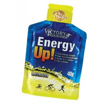 Weider Victory Endurance Energy Up Lemon Flavor 40gr