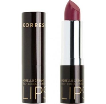 Korres Morello Creamy Lipstick No28 Pearl Berry 3.5gr