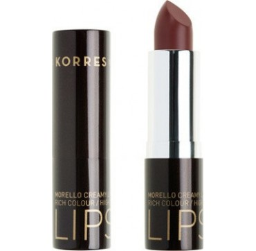 Korres Morello Creamy Lipstick No34 Mocha Brown 3.5gr