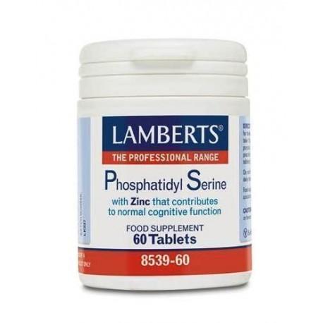 LAMBERTS PHOSPHATIDYL SERINE COMPLEX 60tabs