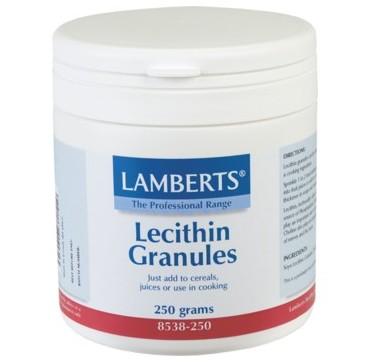 LAMBERTS LECITHIN GRANULES 250gr