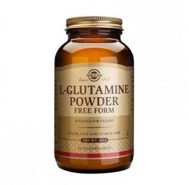 Solgar L-glutamine Powder 200gr