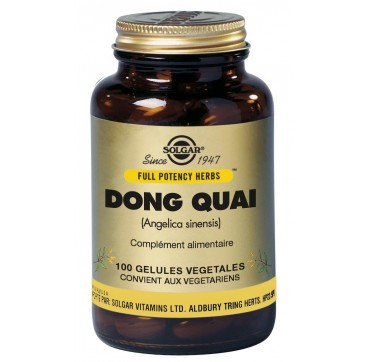 Solgar Spf Dong Quai 520mg 100vcaps