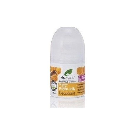 DR ORGANIC ROYAL JELLY ROLL-ON DEODORANT 50ml
