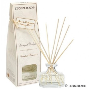 DURANCE SCENTED BOUQUET CASHMERE WOOD 100ml