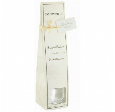 DURANCE SCENTED BOUQUET WHITE TEA 50ml