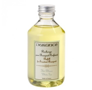 DURANCE SCENTED BOUQUET REFIL WHITE TEA 250ml