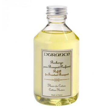 DURANCE SCENTED BOUQUET REFIL COTTON FLOWER 250ml