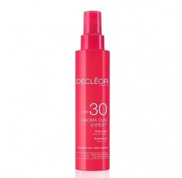 Decleor Aroma Sun Expert Summer Oil Spf30 150ml