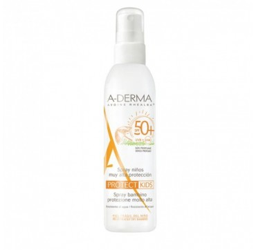 ADERMA PROTECT SPRAY KIDS spf50 200ml