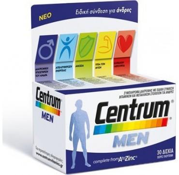 CENTRUM MEN 30tabs