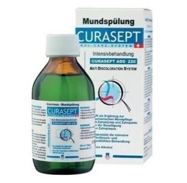 Curasept Ads 220 Στοματικό Διάλυμα Χλωρεξιδίνης 0,20% 200ml