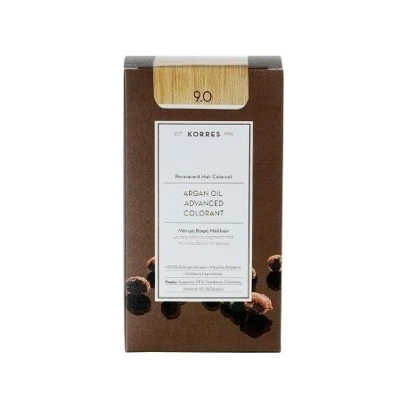 KORRES ARGAN OIL ADV.COLORANT 9.0 ΚΑΤΑΞΑΝΘΟ 145ml