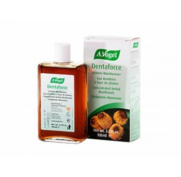 A.VOGEL DENTAFORCE MOUTHWASH 100g