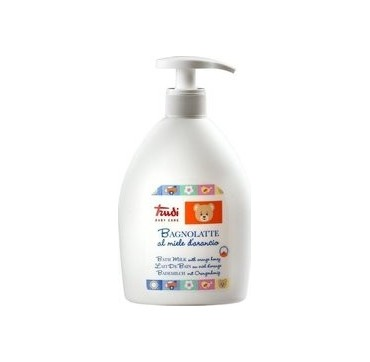 Trudi Baby Care Bagnolatte Bath Milk Βρεφικό Αφρόλουτρο 500ml