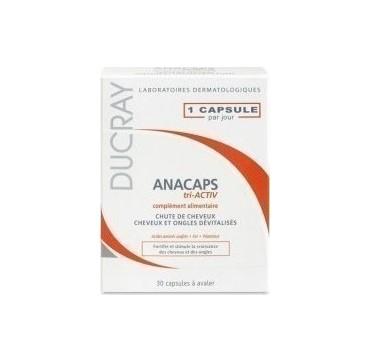 DUCRAY ANACAPS TRI-ACTIV ΣΥΜΠΛΗΡΩΜΑ ΔΙΑΤΡΟΦΗΣ 30caps