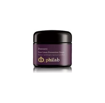 Philab First Line Prevention Cream Πρόληψης Πρώτων Ρυτίδων Για Όλες Τις Επιδερμίδες 50ml