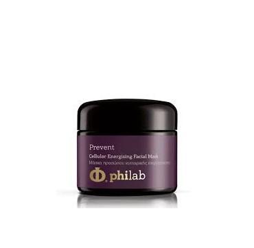 Philab Cellular Energising Facial Mask Μάσκα Προσώπου Κυτταρικής Ενεργοποίησης 50ml