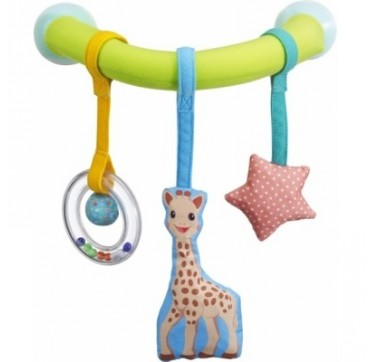 SOPHIE LA GIRAFE CAR ARCH ΜΠΑΡΑ ΔΡΑΣΤΗΡΙΟΤΗΤΩΝ CODE:470226 1τεμ
