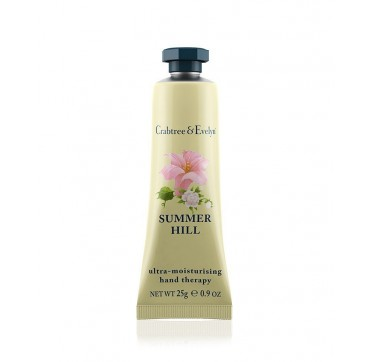 CRABTREE&EVELYN SUMMER HILL ULTRA-MOISTURISING HAND THERAPY 25gr