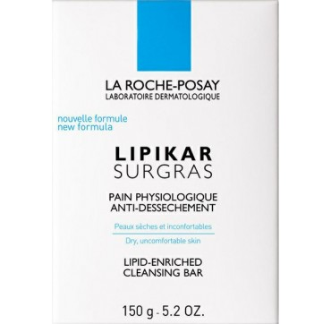 LA ROCHE-POSAY LIPIKAR PAIN SURGRAS CLEASING BAR 150gr