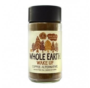 Whole Earth Wakeup Coffee Alternative Υποκατάστατο Καφέ Με Γκουαράνα 125g