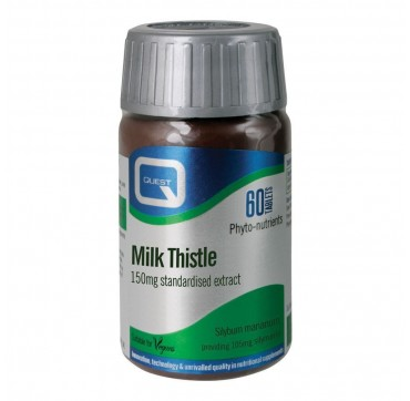QUEST MILK THISTLE 60tabs