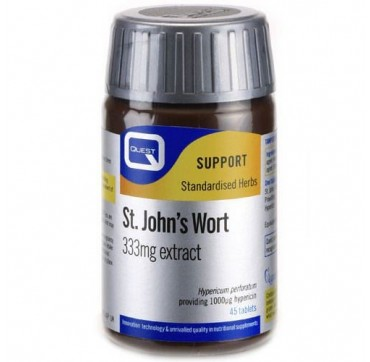 QUEST ST.JOHNS WORT 333mg 90tabs