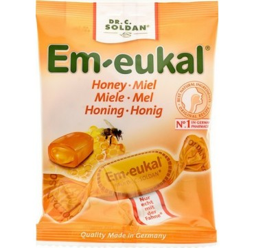 DRCSOLDAN EM-EUKAL HONEY (SUGAR FREE) 50gr