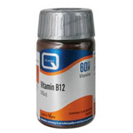QUEST VITAMIN B12 500μg 60tabs
