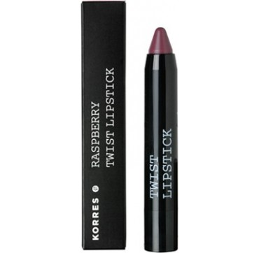 KORRES RASPBERRY TWIST LIPSTICK DRAMATIC 2,5ml