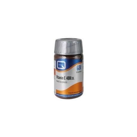 Quest Vitamin E Caps 400iu 60caps