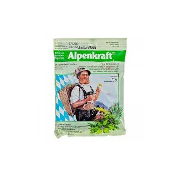 POWER HEALTH ALPENKRAFT ΚΑΡΑΜΕΛΕΣ 75gr