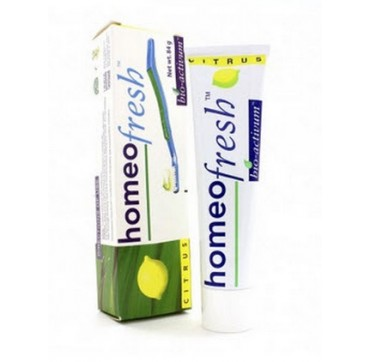 POWER HEALTH HOMEOFRESH CITRUS ΟΔΟΝΤΟΚΡΕΜΑ 75ml