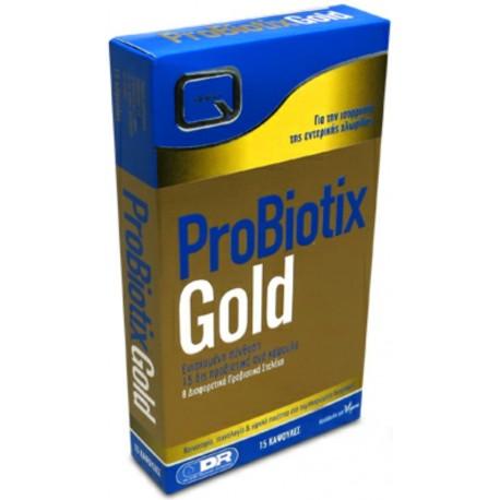 QUEST PROBIOTIX GOLD 15caps