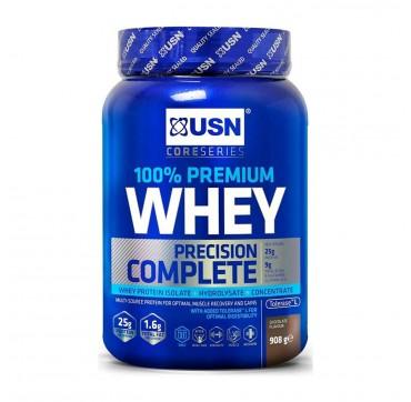 Usn Whey Protein 100% Premium Chocolate 908g