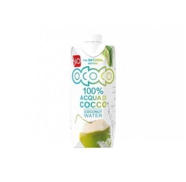 Ococo-bio 100% Νερό Καρύδας 330ml
