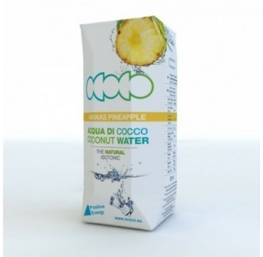 Ola-bio Νερό Καρύδας Με Ανανά 330ml