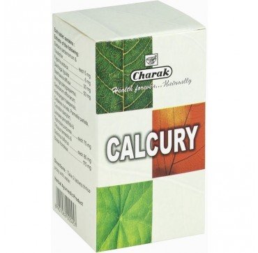 Charak Calcury Λιθίαση Νεφρών/λοιμώξεις Ουροποιητικού 75tabs